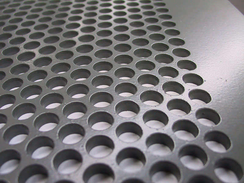 Perforated Metal Graepels Graepel Perforators