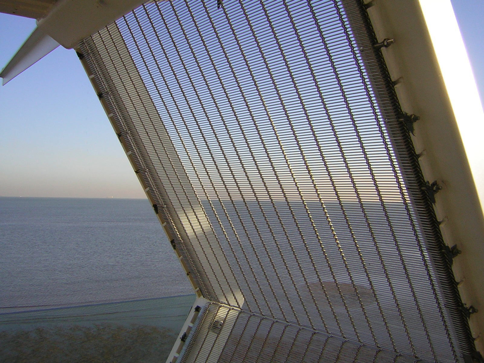 Wire Mesh Four Architectural Uses Graepel Perforators