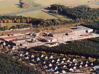 Friedrich Graepel AG takes over STUV GmbH in 1990