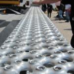 Safe Deck Steps, Walkways & Ladder Rungs