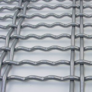 Extra Long Slotted Mesh