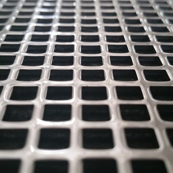 Perforated Punch Plate graepels