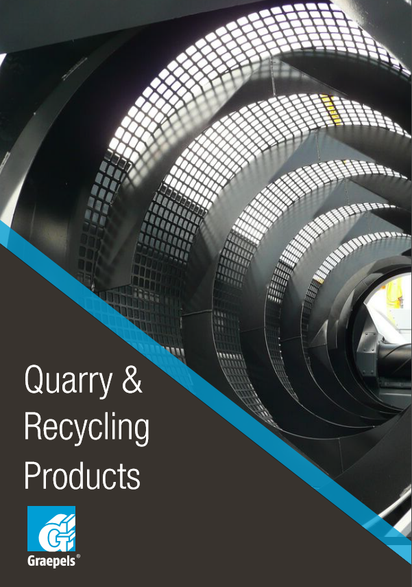 Quarry & Recycling Products