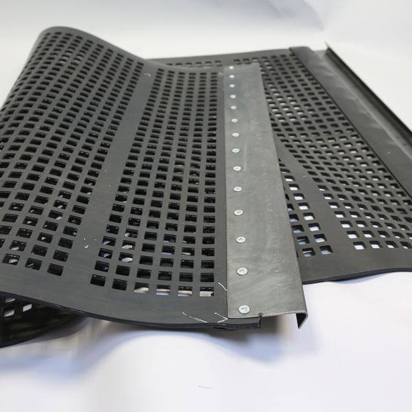 Rubber Amp Polyurethane Screens Graepels Graepel Perforators