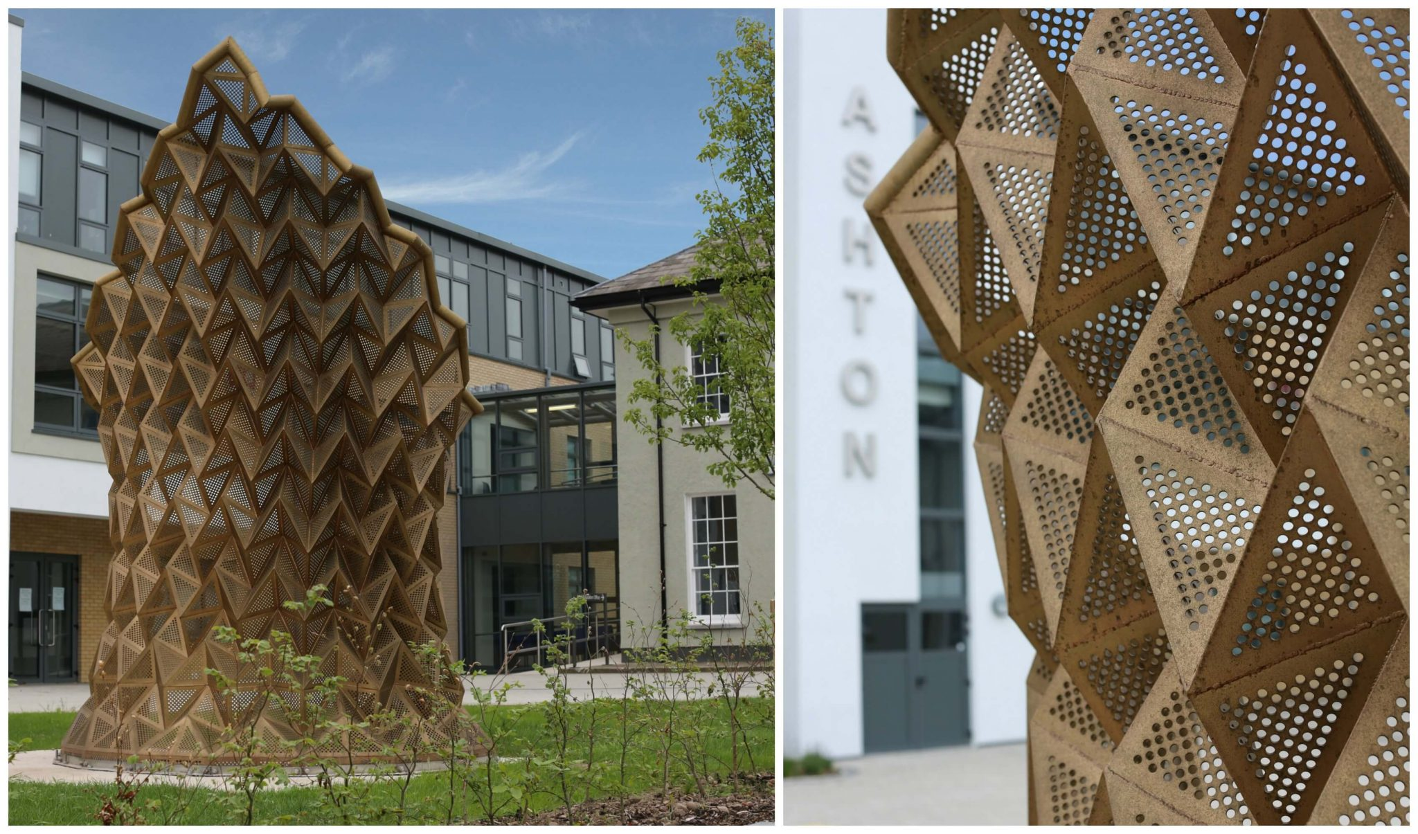 Metal Landscape Amp Garden Design Graepel Perforators
