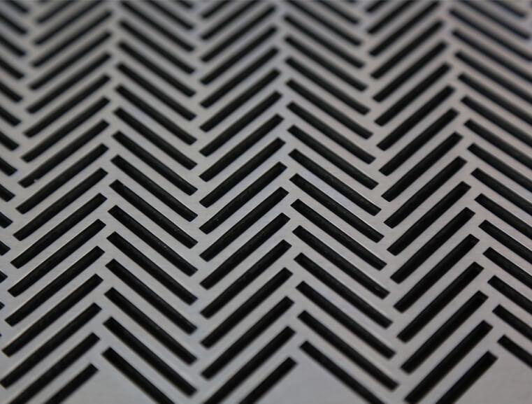 Decorative Sheet Metal Graepels Graepel Perforators