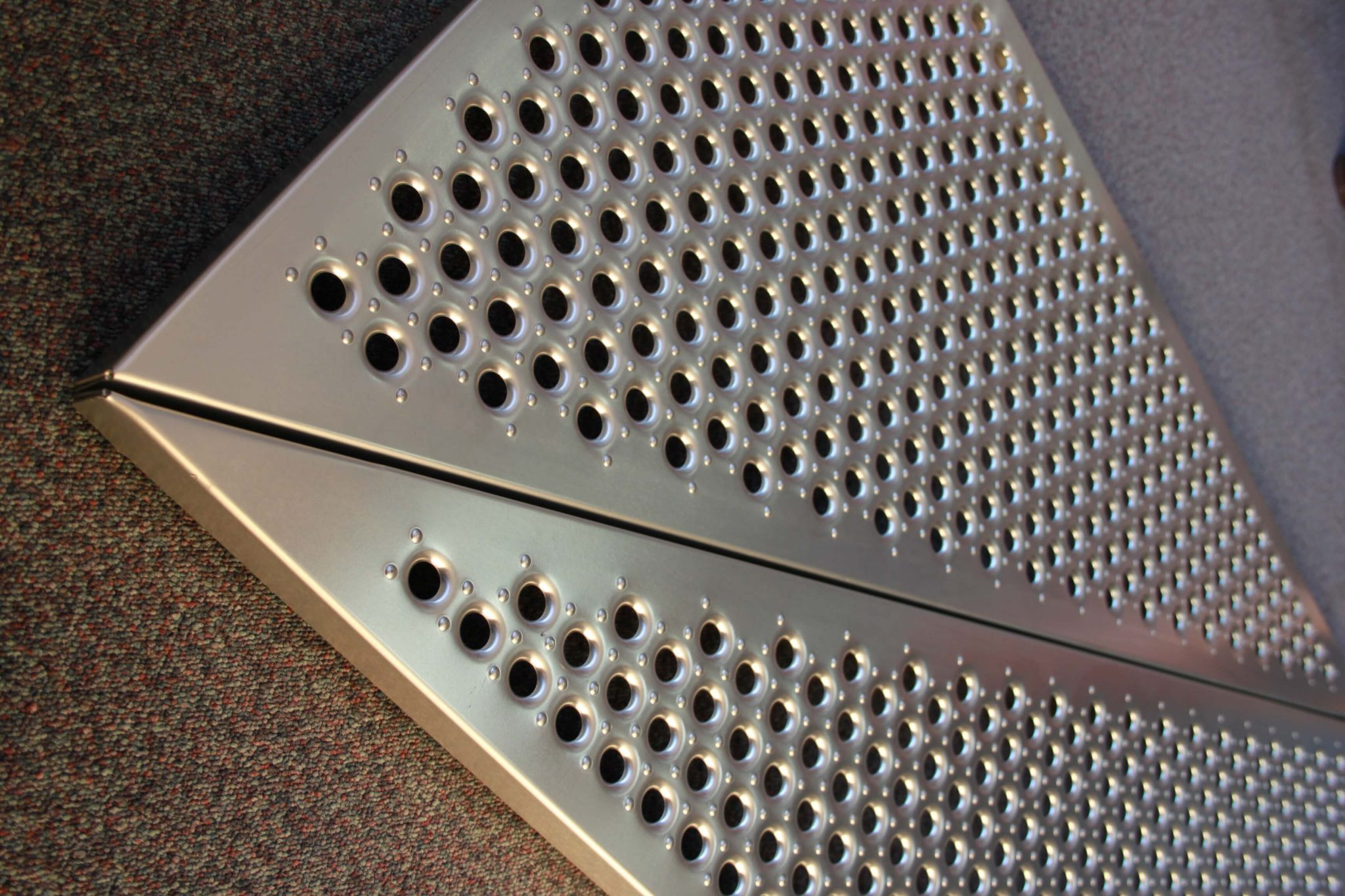 Perforated Metal Ceiling Tiles Graepel Perforators