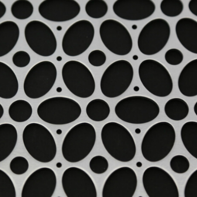 Corolla Decorative Metal Perforation