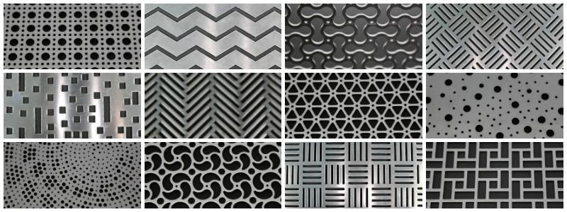 Perforated Metal Sheets Graepel Perforators