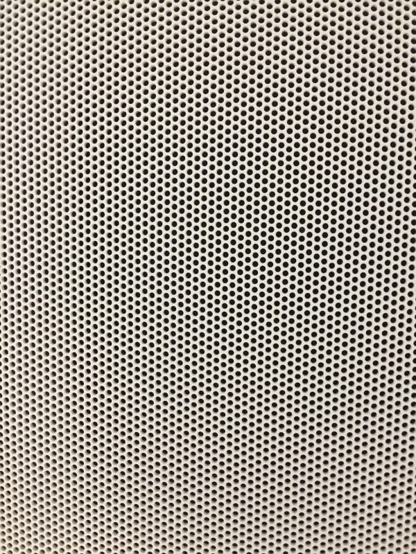 Perforated Metal Wall Panels | Home