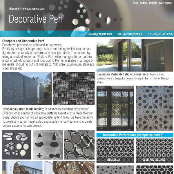 decorative-perferations