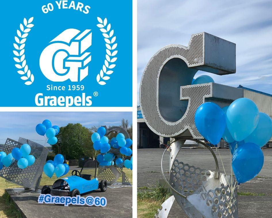 Graepels at 60