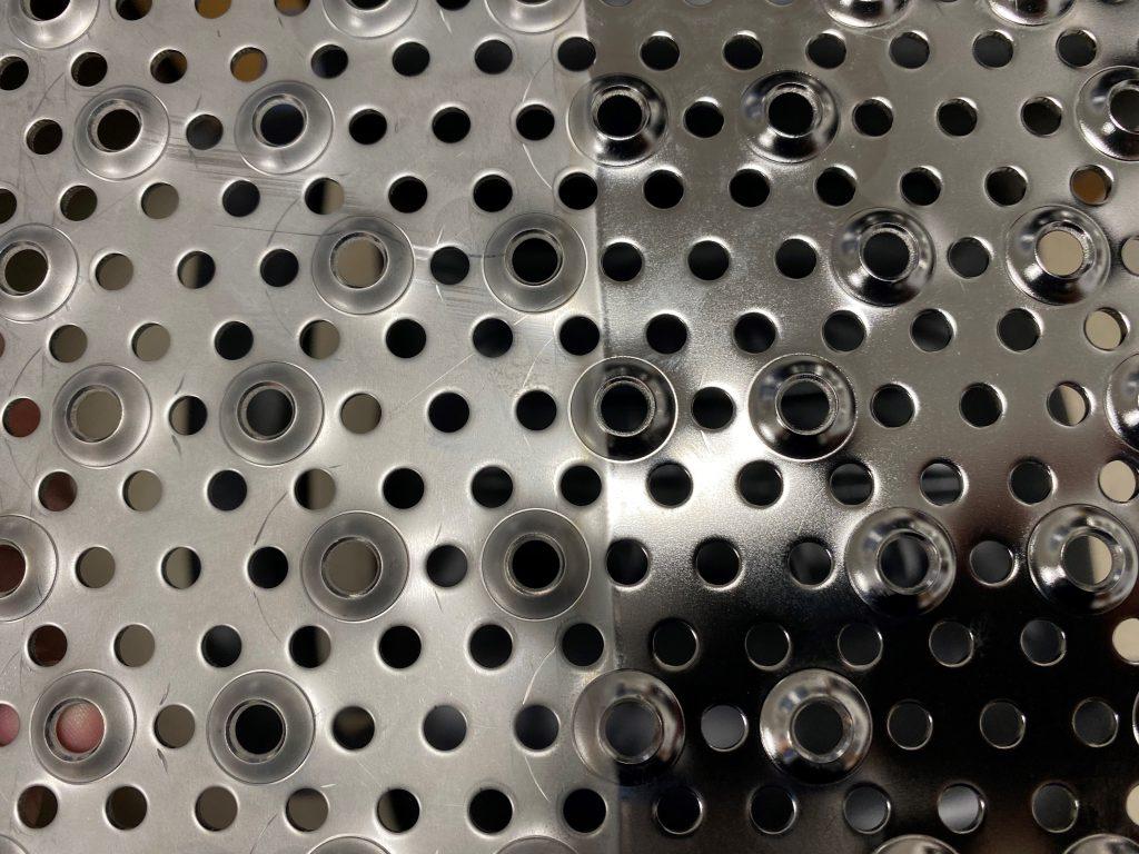stainless steel electropolishing