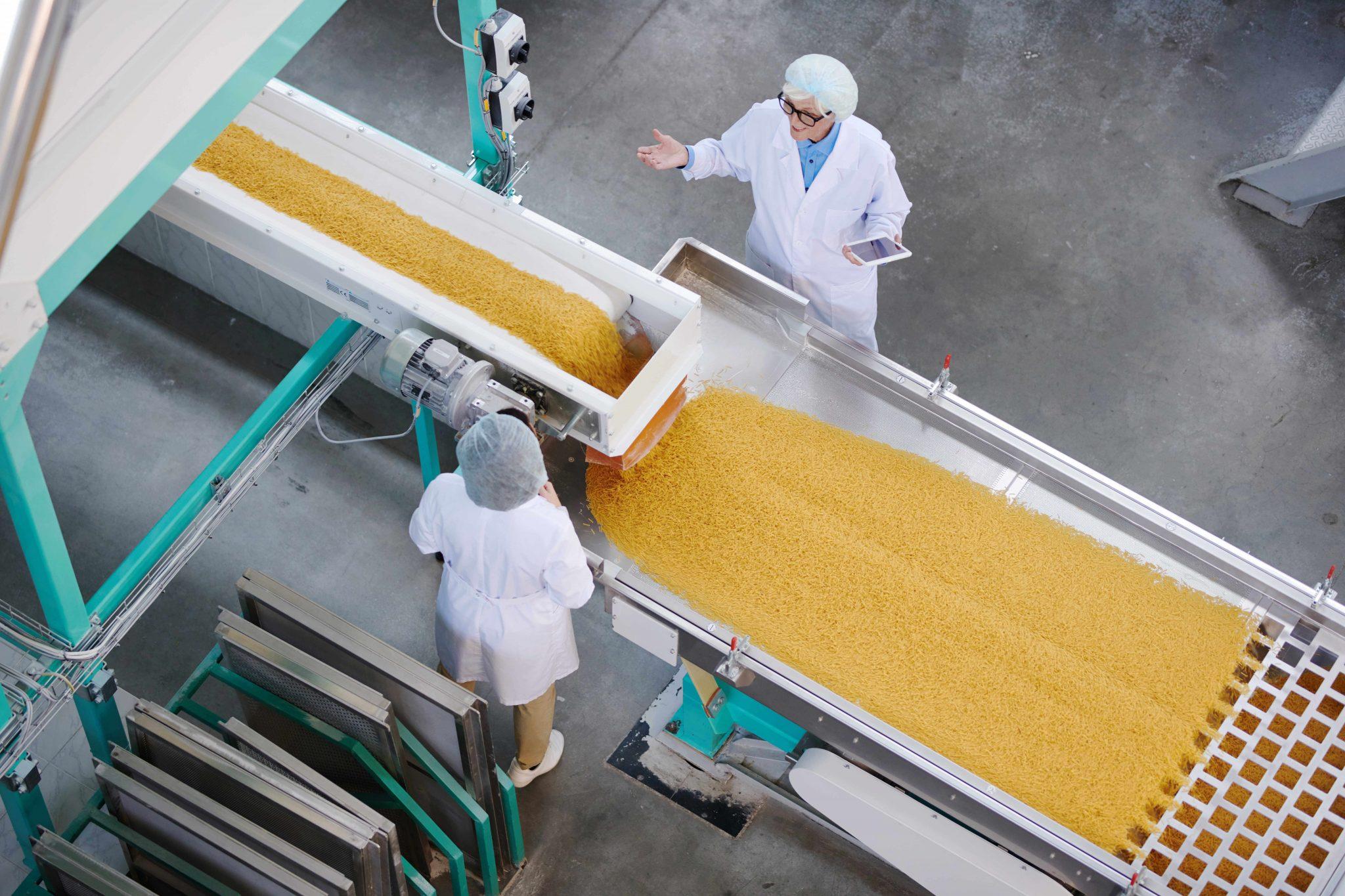 Food Processing screening