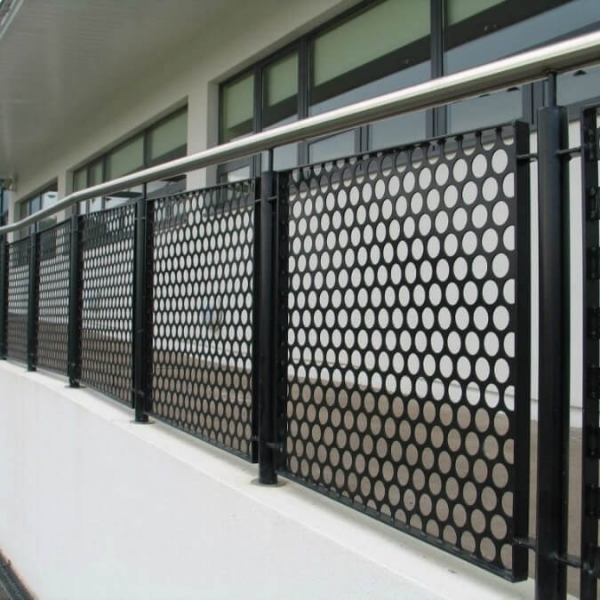 Balustrade Infill Graepels Graepel Perforators