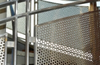 Perforated Balustrade Infill