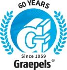 Anniversary, 60th Anniversary, Corporate Anniversary, Graepels, Logo