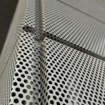 Perforated Metal sheets