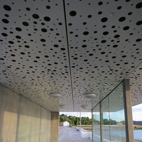 Perforated Metal Ceiling Tiles Www Pixshark Com Images